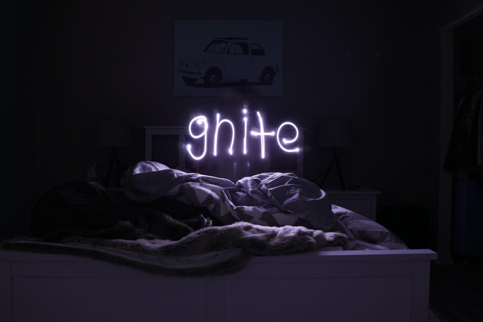 gnite sleepy time with cannabis