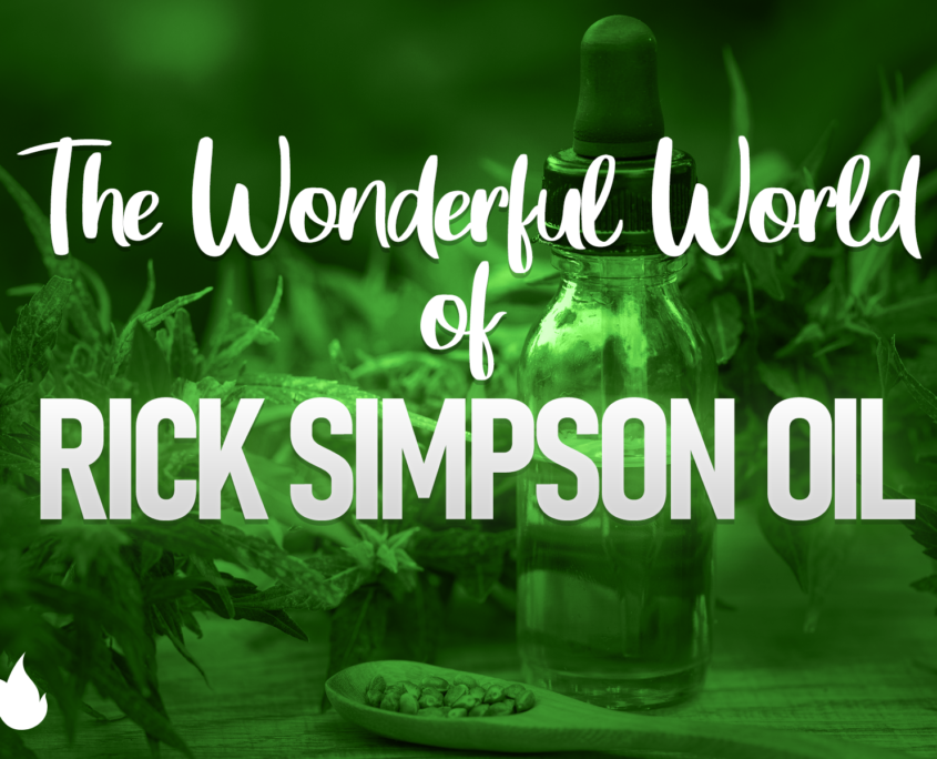 Rick Simpson Oil