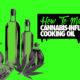Cannabis Infused Salad Dressings