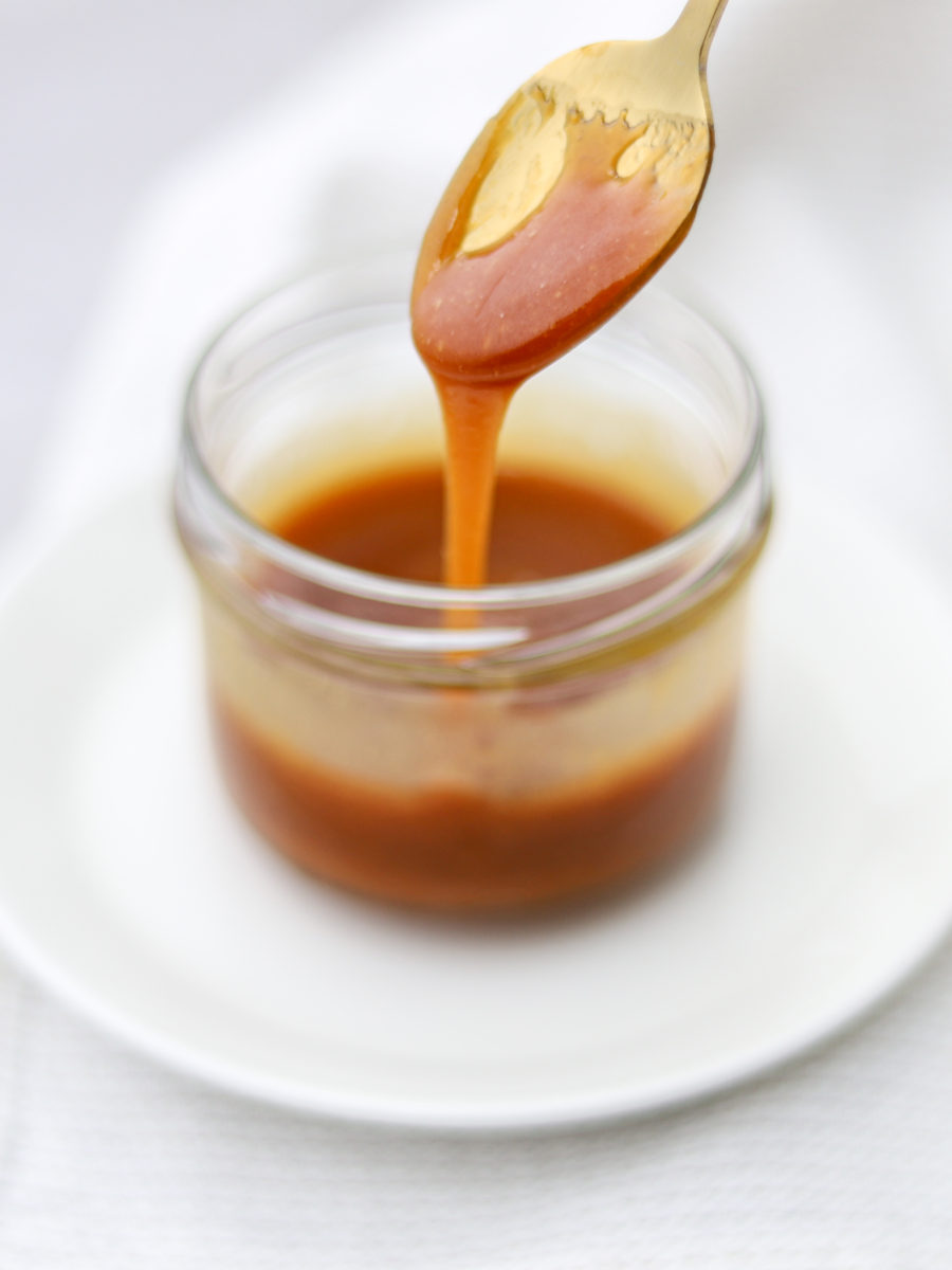 Cannabis Infused Caramel