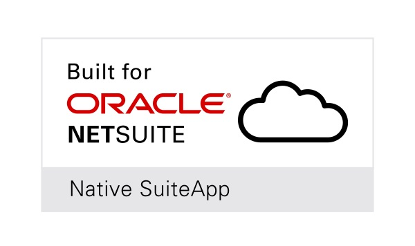 Oracle NetSuite Built-For-NetSuite Native SuiteApp