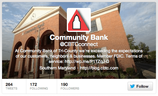 Community Bank of Tri-County