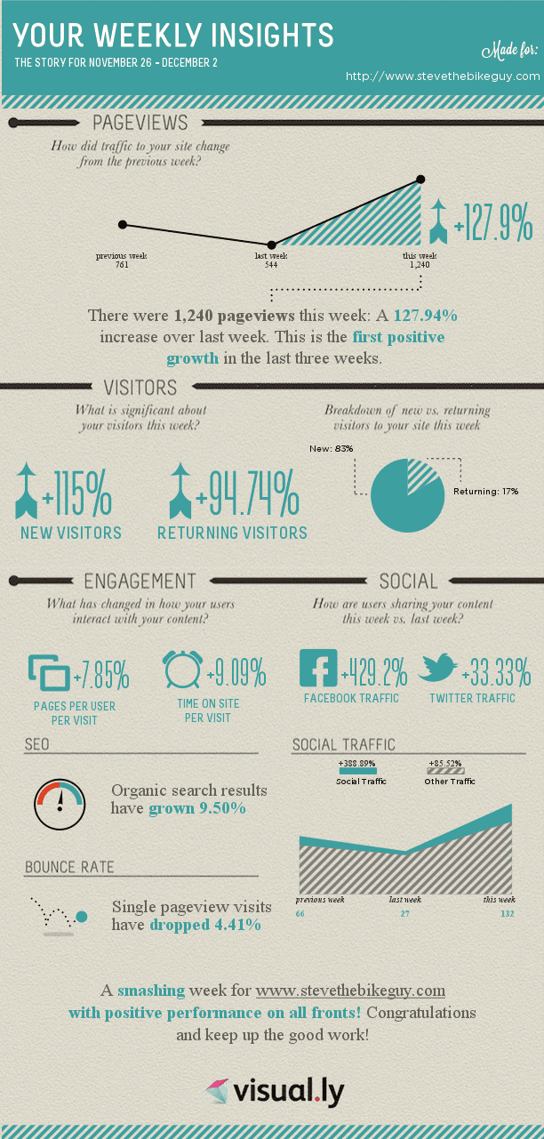 Steve Infographic - Week 2
