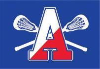 The old ashland Lacrosse logo