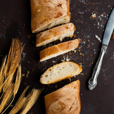 The Best Homemade French Bread Recipe (Barley-Free)