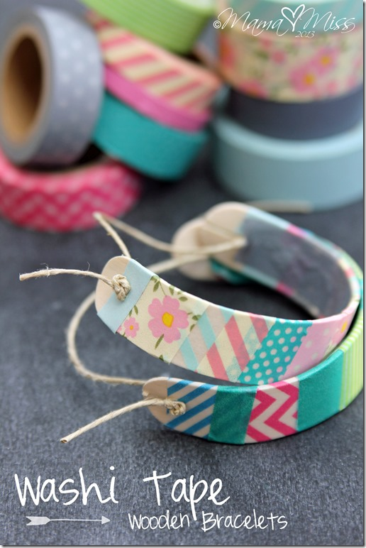 10 Easy and Awesome Washi Tape Crafts