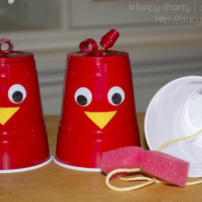Easy Chicken Crafts for Kids