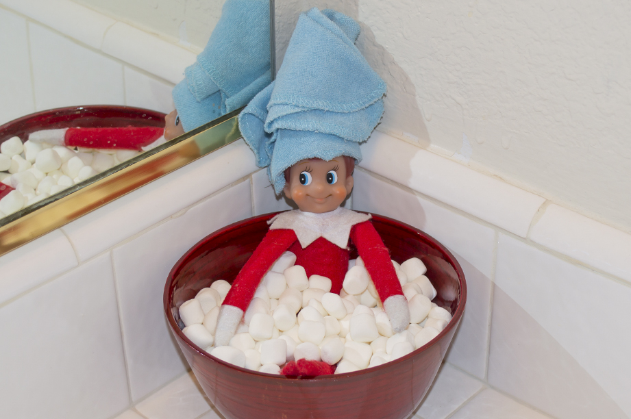 Elf on the Shelf Ideas for Kids