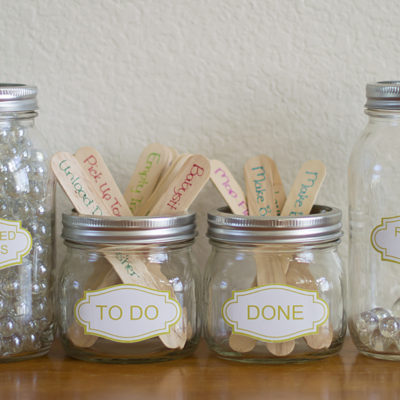 Simple Chore and Reward System That Works