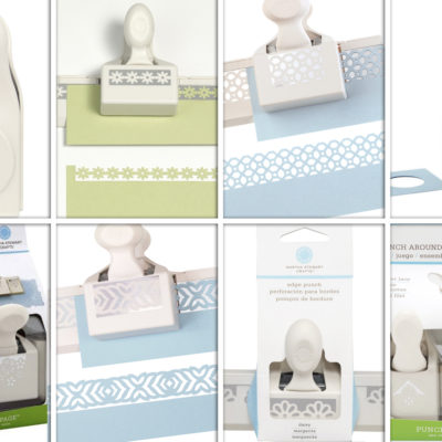 Martha Stewart Craft Punches Giveaway