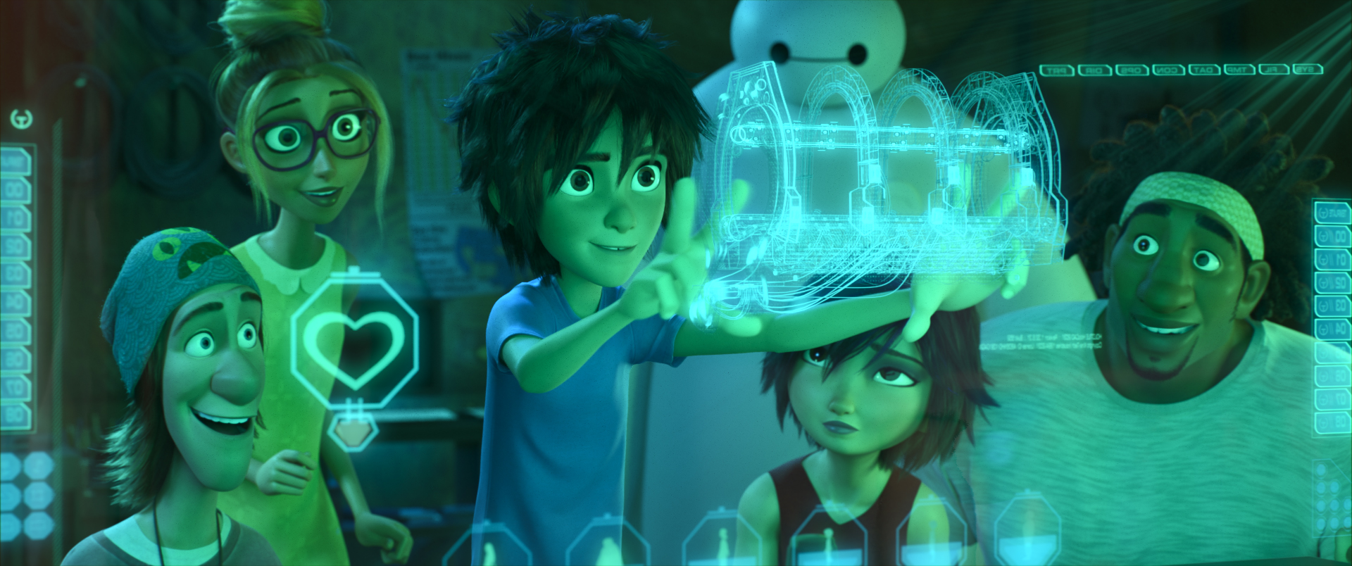Interview: Big Hero 6 Actors Damon Wayans Jr. and TJ Miller