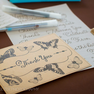 Martha Stewart Crafts ® Hand Lettering Kit