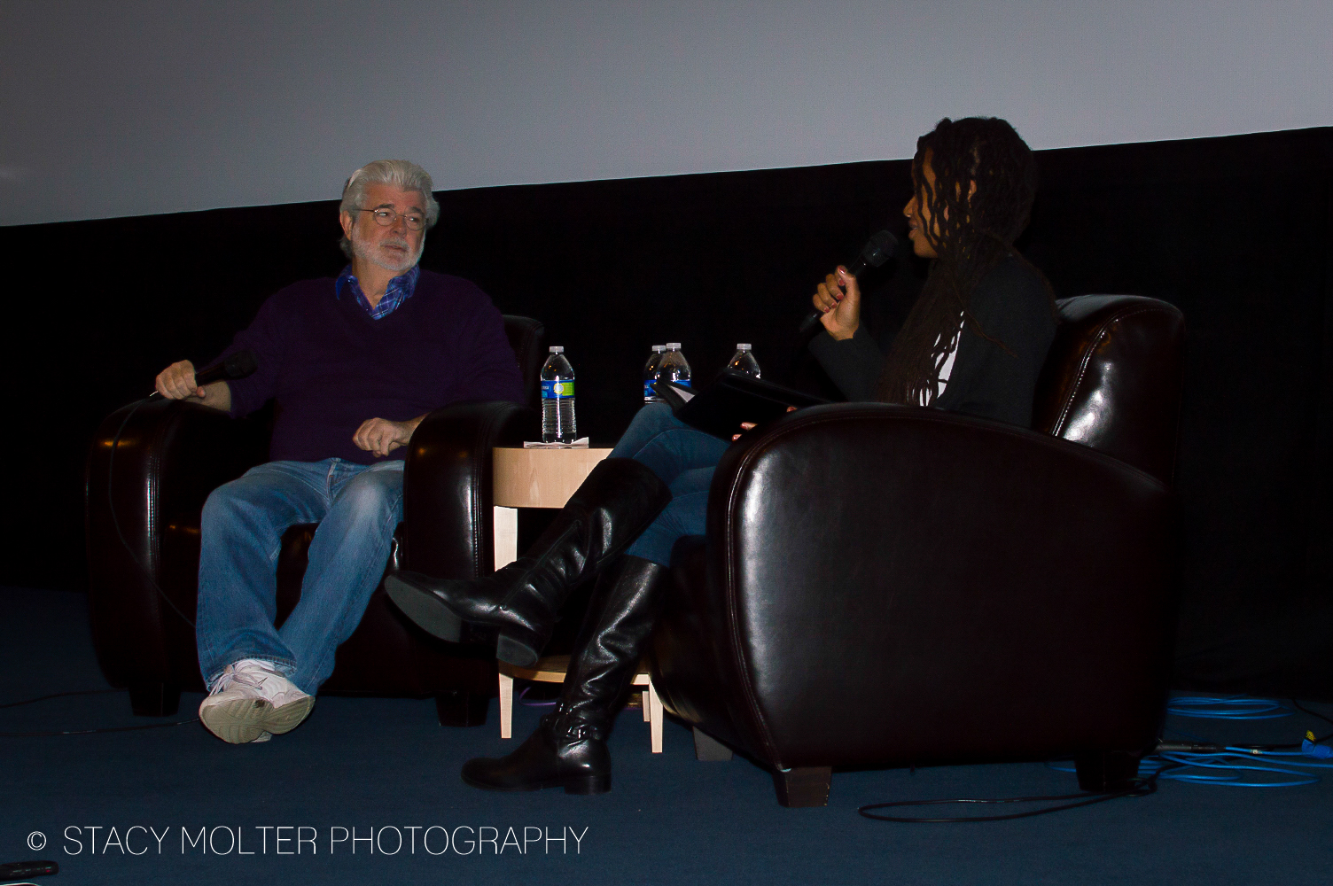 Interview: Executive Producer George Lucas Part 2