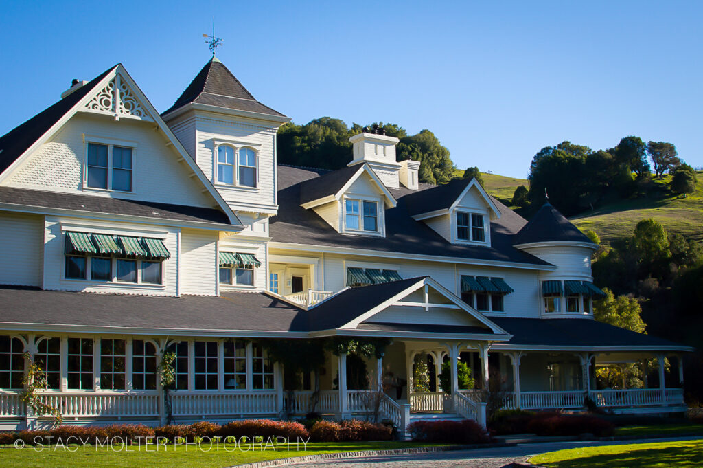 Skywalker Ranch, Marin County #StrangeMagicEvent