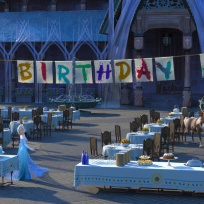 Interview: Frozen Fever Director Chris Buck & Producer Peter Del Vecho