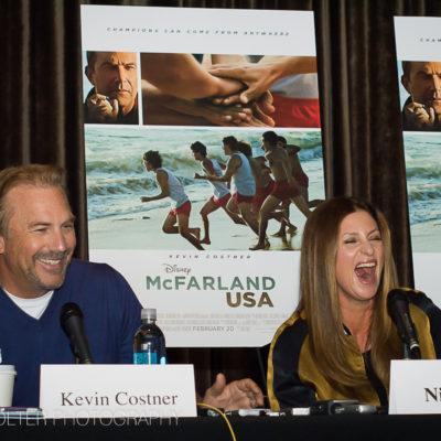 McFarland USA Press Conference Q&A – Part 1