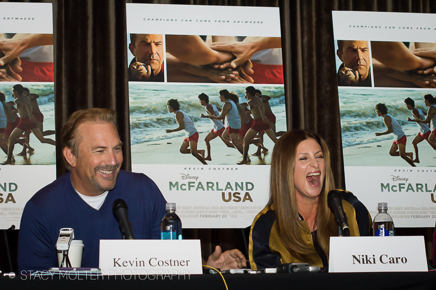 McFarland USA Press Conference Q&A – Part 1