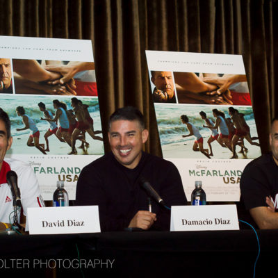 McFarland USA Press Conference Q&A – Part 2