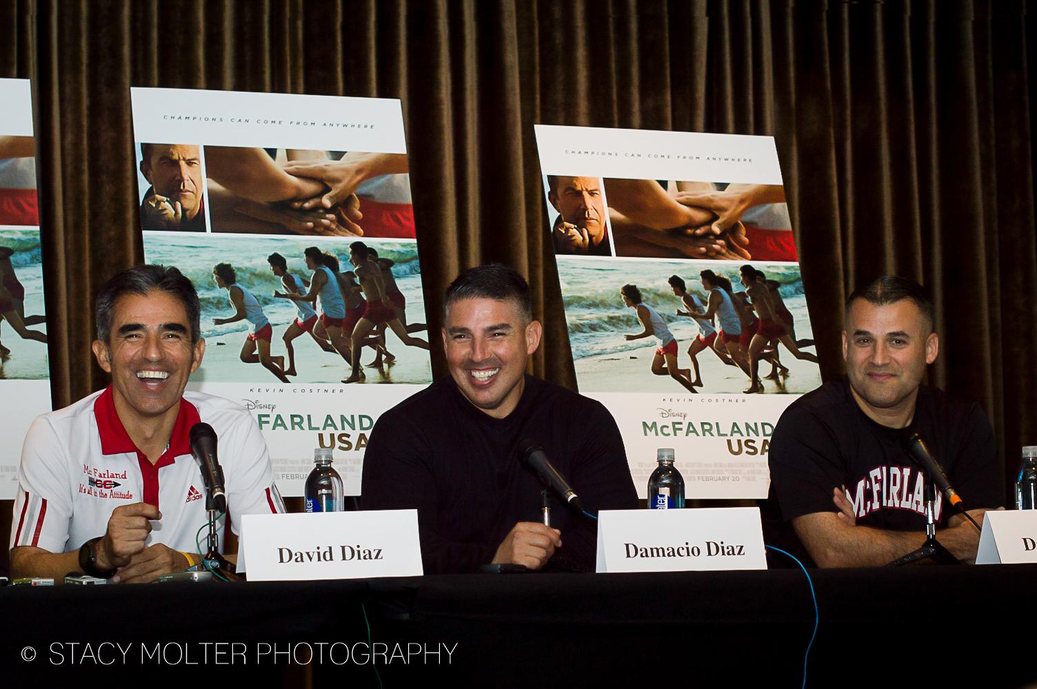 McFarland USA Press Conference Q&A – Part 2