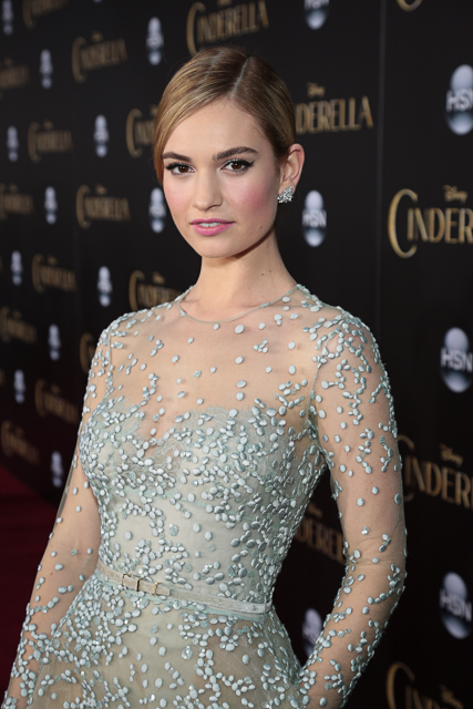 Interview: Actor Lily James