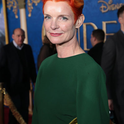 Interview: Cinderella Costume Designer Sandy Powell