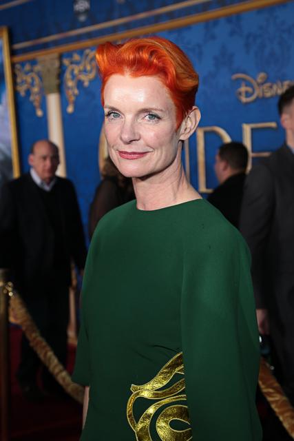 Interview: Cinderella Costume Designer Sandy Powell