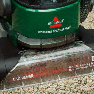 Spring Cleaning Tips with BISSELL Deep Cleaner - Yearly Cleaning Checklist