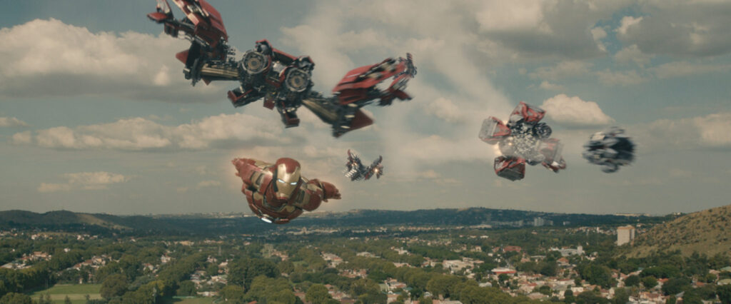 Avengers Age of Ultron Review