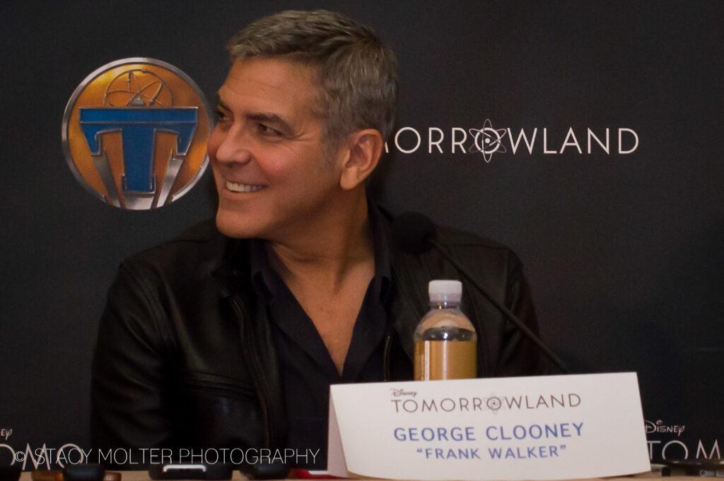 Tomorrowland Press Conference
