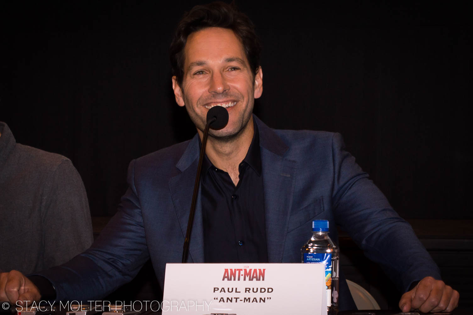 MARVEL's Ant-Man Press Conference