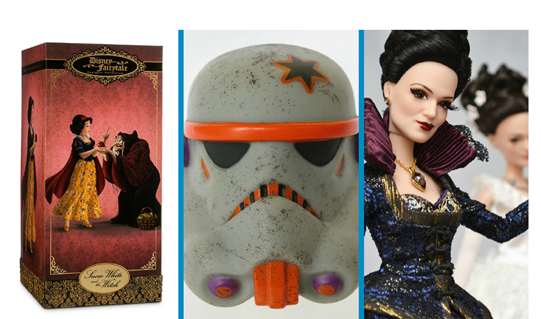 D23 Expo Events - Star Wars Video Games, ABC Family Meet & Greet, All NEW Product Collections, and More!
