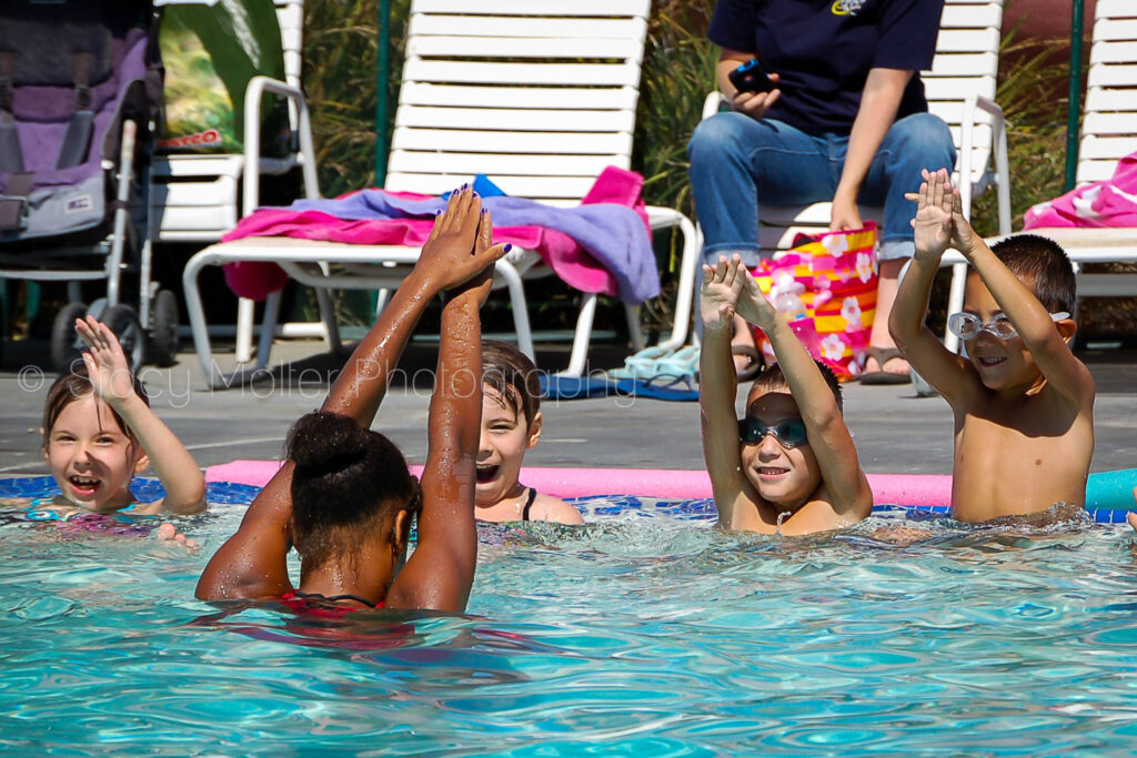 5 Safety Tips for Swimming and Success witj Kids