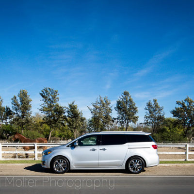 Exploring California in the 2016 Kia Sedona SX-L