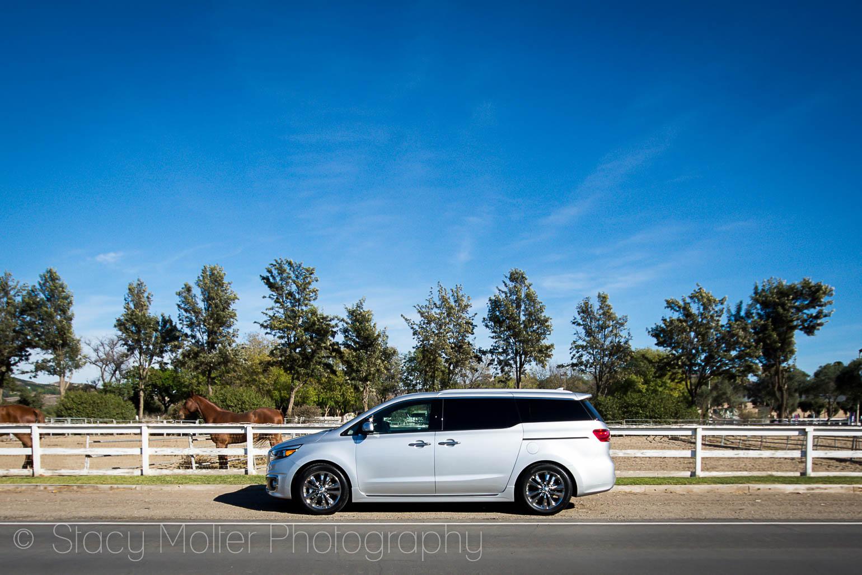 Exploring California in the 2016 Kia Motors Sedona SX-L