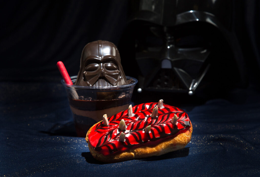 The Force Awakens at the Disneyland Resort!
