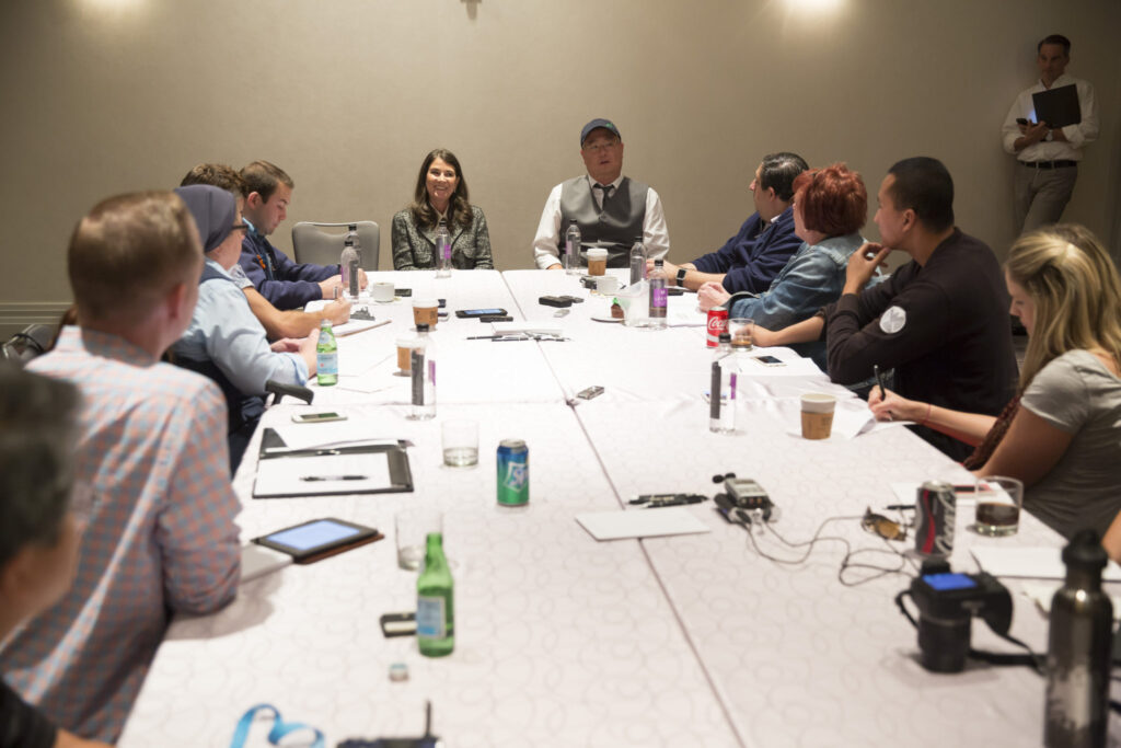 Interview with Disney•Pixar's The Good Dinosaur Director Peter Sohn and Producer Denise Ream