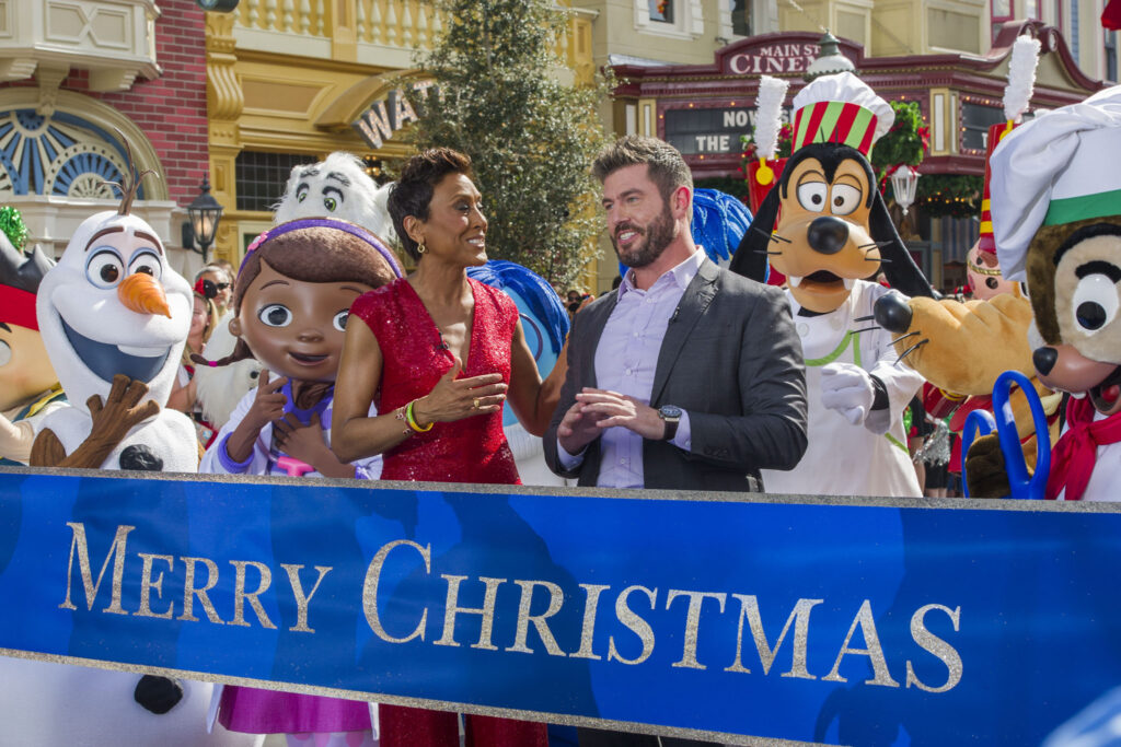 "32nd Annual Disney Parks Christmas Day Parade Promises to be the Most ""Unforgettable"" Special Yet!"