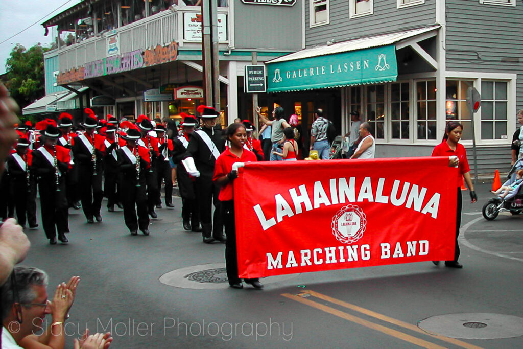 Halloween in Lahaina - The Mardi Gras of the Pacific