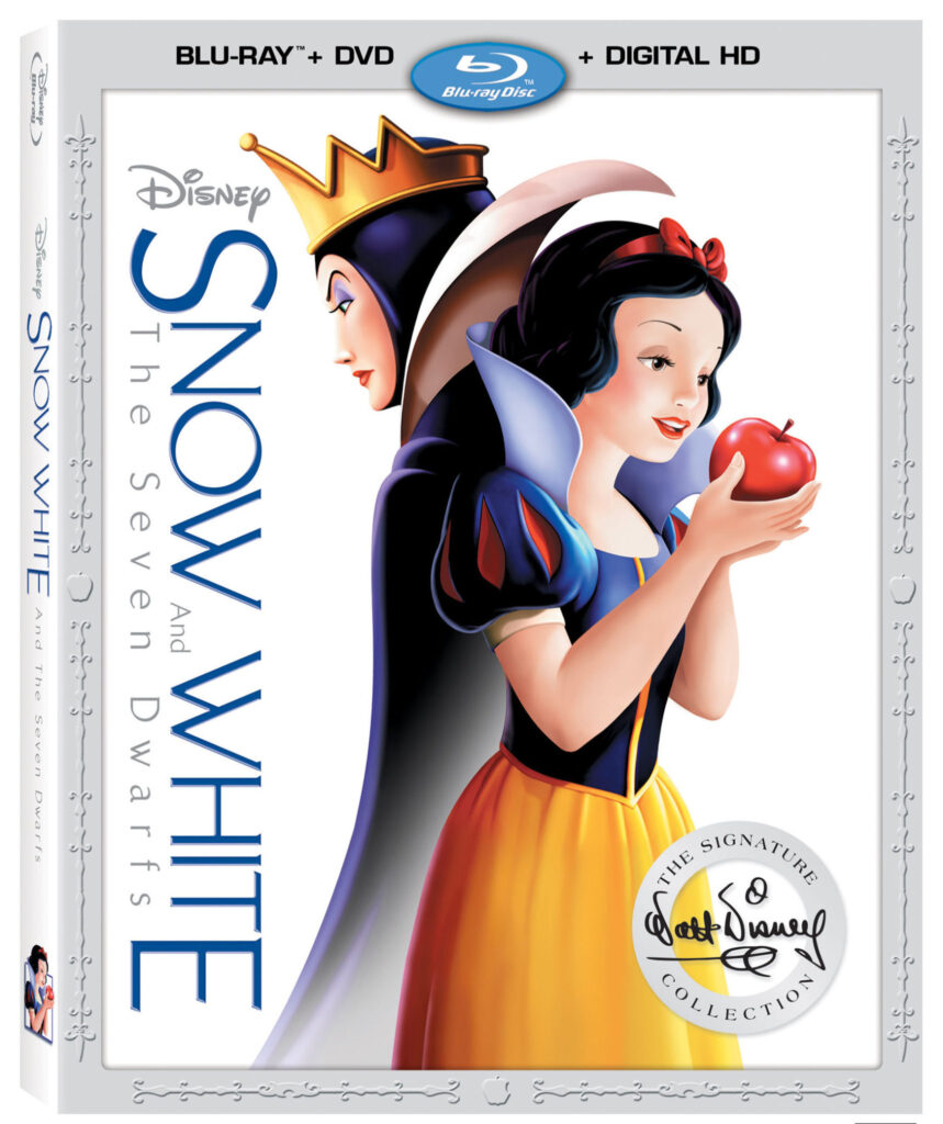 Disney's Snow White Blu-Ray Now Available on Digital HD