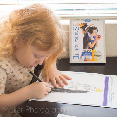 Disney's Snow White Blu-Ray Now Available + Free Printable Snow White Activity Pages