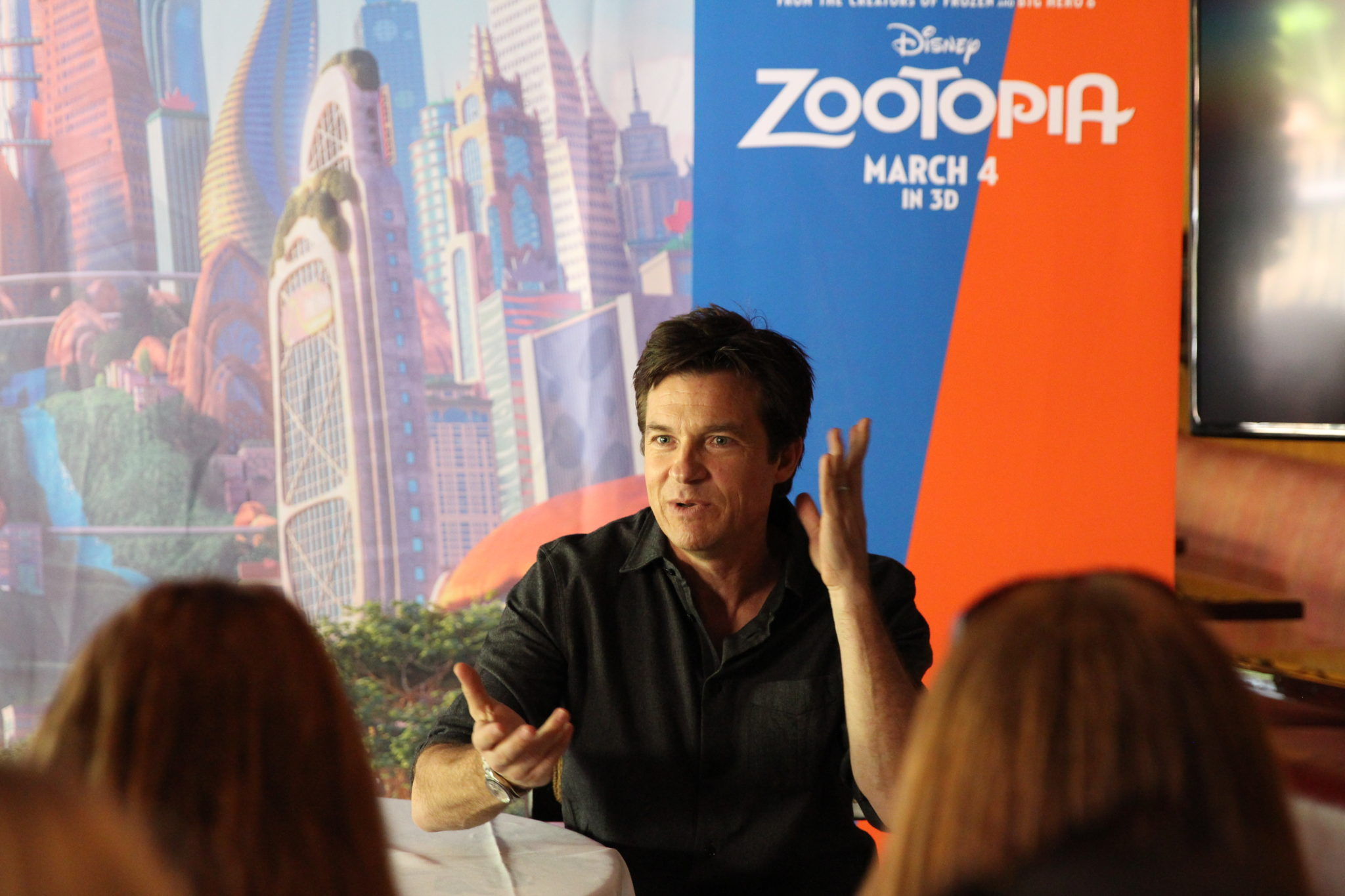 Jason Bateman Lends A Conniving, Sarcastic Humor to Zootopia's Nick Wilde
