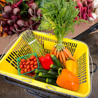 Five Reasons to Visit Your Local Farmer's Markets (in Addition to Nutrition)