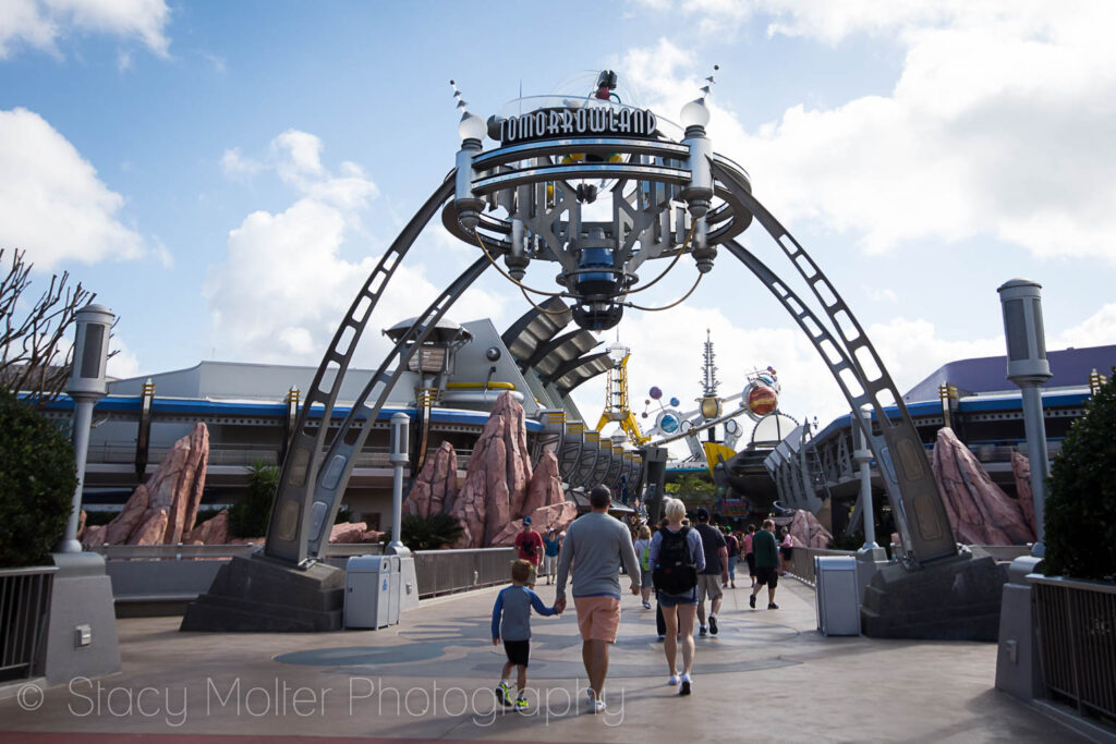 Disney's Magic Kingdom Attractions