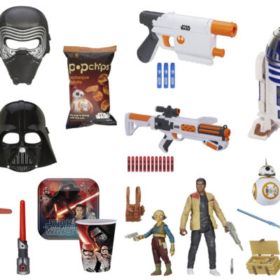 NEW Hasbro Star Wars: The Force Awakens Toys
