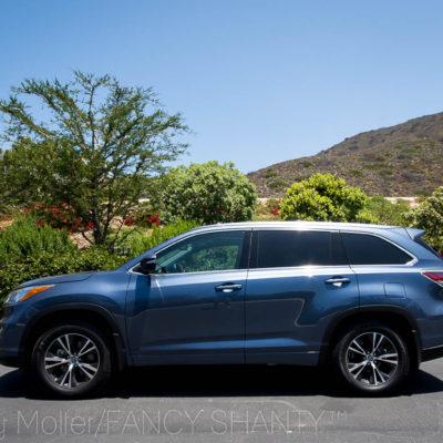 2016 Toyota Highlander XLE V6 AWD Review