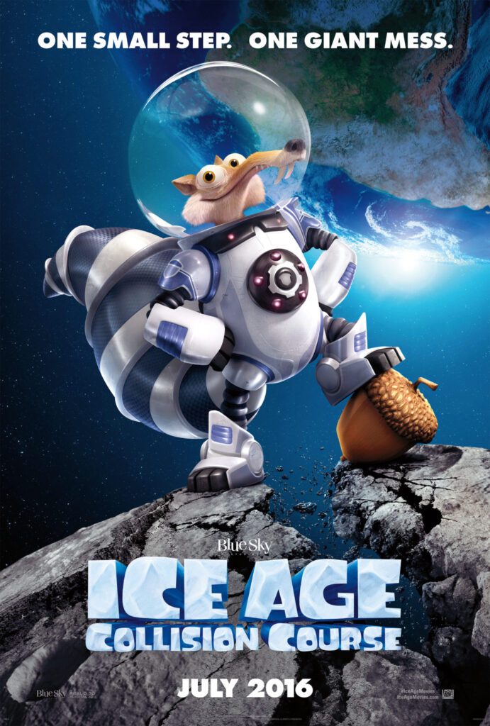 Ice Age Collision Course Cast Interviews