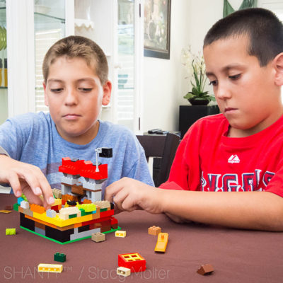 Integrating STEM Learning with LEGO Classic Creative Bricks