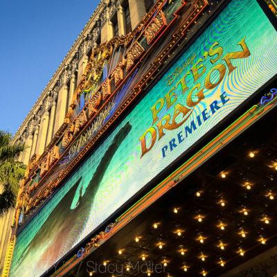 Disney's Pete's Dragon World Premiere