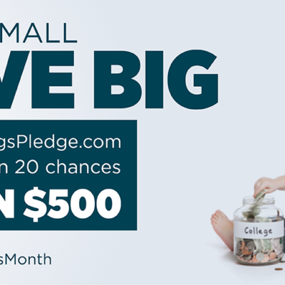 National College Savings Month Sweepstakes – Win $500 Towards College