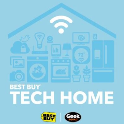 Experience the Best Buy Tech Home Now Through 9/17 at Mall of America